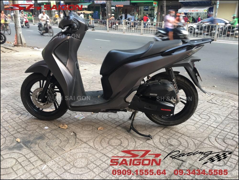 Image độ sporty xe SH chất lượng giá ưu đãi tại Hồ Chí Minh